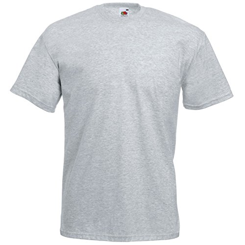 Fruit of the Loom Valueweight T-Shirt, vers. Farben