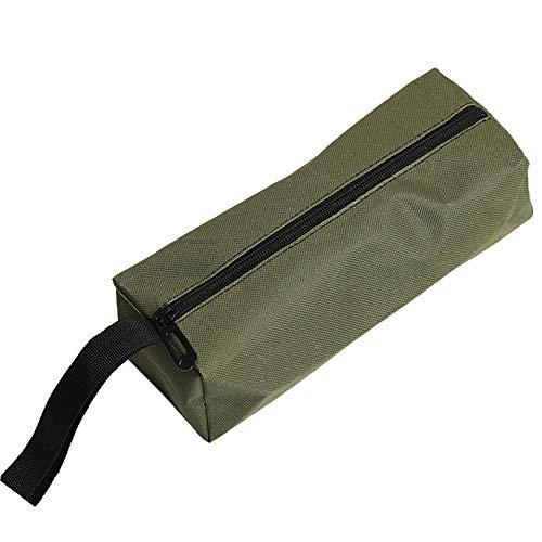 Godagoda Werkzeugtasche mit Reißverschluss Mehrzweck-Werkzeugtasche Werkzeugbeutel für kleine Werkzeuge