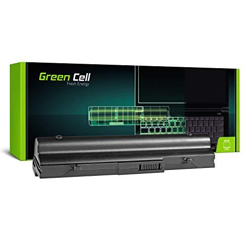 Green Cell Extended Serie AL32-1005 Laptop Akku für ASUS Eee PC 1001 1001HA 1001PX 1001PXD | 1005 1005H 1005HA 1005P 1005PXD | R101 (9 Zellen 6600mAh 11.1V Schwarz) (Pc Eee 1001pxd)