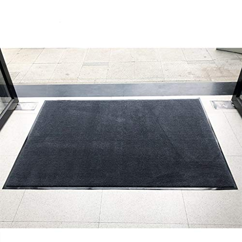 Alfombra suave para sala de estar, color sólido, antideslizante, a prueba de polvo, para baño, alfombra...