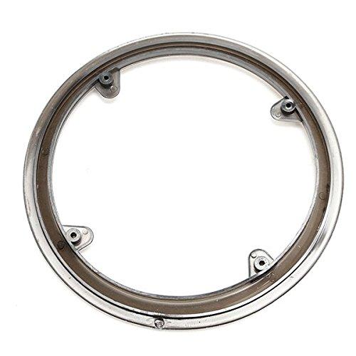 Bazaar 42T singolo dente stretto vasta mtb catena della bici corona paracatena proteggere la copertu