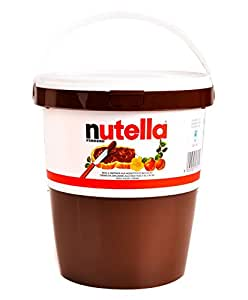 nutella pot de 3 kg epicerie. Black Bedroom Furniture Sets. Home Design Ideas