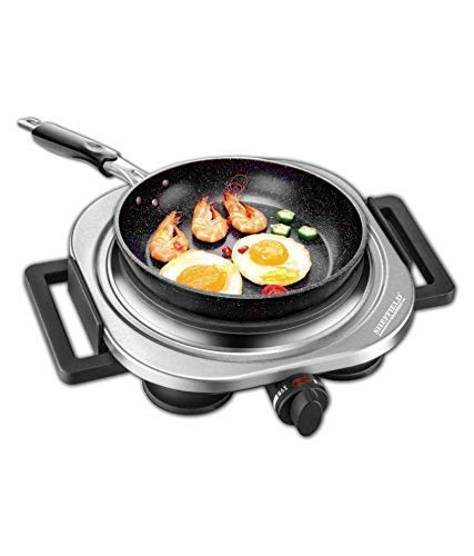 Sheffield Classic 1500 Watt Induction Hotplate Cooktop (Silver)