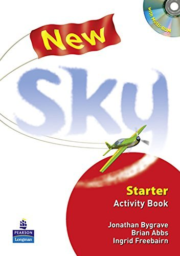 New Sky Activity Book and Students Multi-Rom Starter Pack by Jonathan Bygrave (2009-02-05)