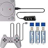 certylu True Blue Mini Crackhead Meth Pack para Playstation Classic Juegos y Accesorios 64GB