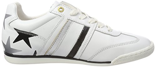 Pantofola d'Oro Imola Donne Low, Sneaker Donna Bianco (Bright White)