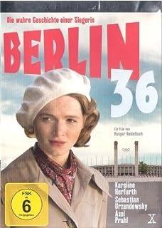 Berlin 36 - Die wahre Geschichte der Siegerin