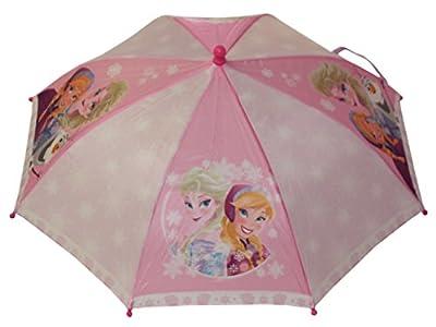 Disney: Niños paraguas sombrilla Frozen la Frozen con Anna Elsa Olaf por Frozen