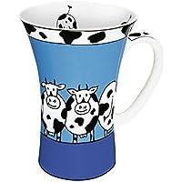Kuh Cow Kaffeetasse Könitz Porzellan Tiergeschichten Kühe 300ml Becher