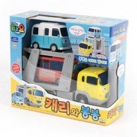 TAYO Le petit bus, Carry + BongBong Set
