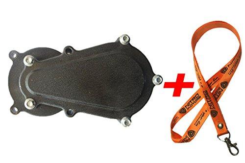 Sport Getriebe Kurz mit Ritzel und Kupplungsglocke für 49cc Fahrzeuge Pocket Cross Bike Dirtbike