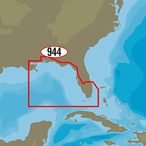 C-MAP MAX-N+ NA-Y944 - St. Lucie Inlet to New Orleans (Inlet Na)