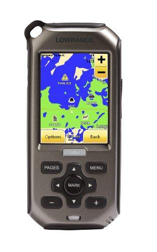 Lowrance GPS-Gerät Endura Safari, grau