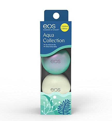 EOS Aqua Collection Set, labbro Cura, 7G