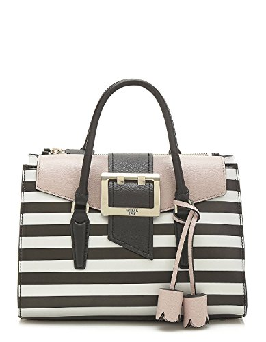 Guess bag stripe black Multi