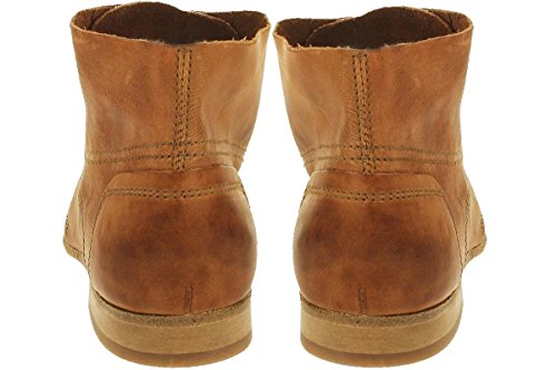Goldmud KOLPINO été MAN - Hommes Chaussures À Lacets Businesschuhe - 3634 Marron