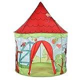 Alomejor Spielzelt Castle Faltbare Spielhaus Kinder Jungen Mädchen Spielzelt für Kinder Indoor und...
