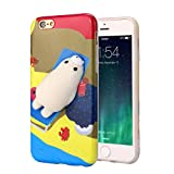 Best Cover Iphone 6 Plus - iPhone 6/6s Plus Case, Transer 3D Cute Lazy Review