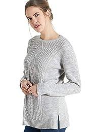 Amazon.fr   Balsamik - Pulls et gilets   Femme   Vêtements cf66a9c7e14a
