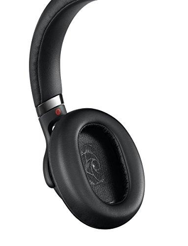 Sony MDR-1AM2 Kopfhörer (High Resolution Audio, Beat Response Control, ultraleichtes Design, inkl. wei hochwertiger Audiokabel) schwarz - 4