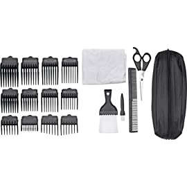 clipper - 41jWKT8yIoL - High Quality Babyliss For Men 22 Piece Mains Hair Clipper.