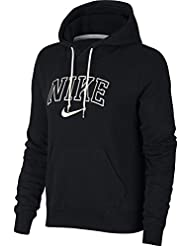 Nike W NSW Hoodie VRSTY Sweat-Shirt Femme