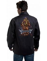 Tillman 9061 Backbone Of America - Chaqueta de soldador (talla XXL)
