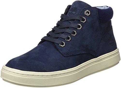 Timberland Damen Londyn Chukka Boots, Blau (Black Iris), 40 EU (Timberland Canvas Schuhe)