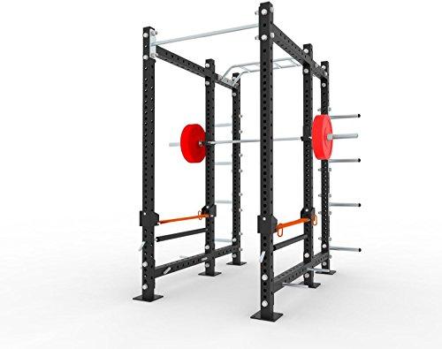 Amaya Sport - Jaula de sentadillas - Competition 3x3 (Cage 3)
