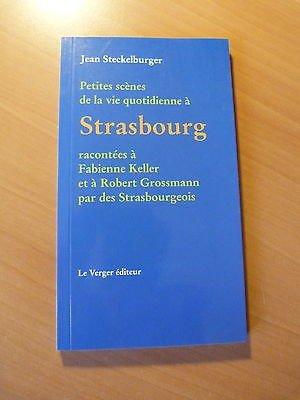 Petites Scènes de la Vie Quot. a Strasbourg