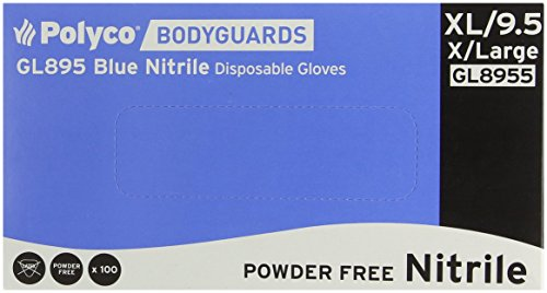 bm-polyco-gl8955-bodyguard-4-nitrile-powder-free-disposable-gloves-blue-xl-set-of-100