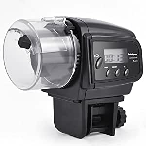 digiflex distributeur automatique de nourriture pour aquariums avec une minuterie d 39 affichage. Black Bedroom Furniture Sets. Home Design Ideas