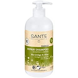 Sante Cosmetici naturali Kur Shampoo Bio di Ginkgo e olive (500ML)