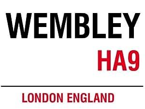 Amazon.de: empireposter London - Wembley - Blechschilder