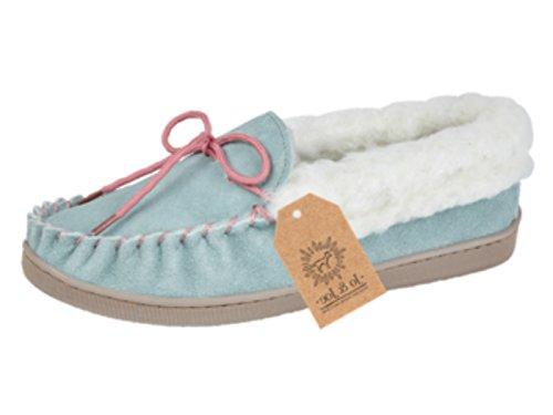 SaneShoppe - Pantofole donna Mint