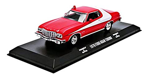 Greenlight Collectibles – 86442 – Ford Gran Torino – Starsky & Hutch – 1974 – Maßstab (1974 Ford)