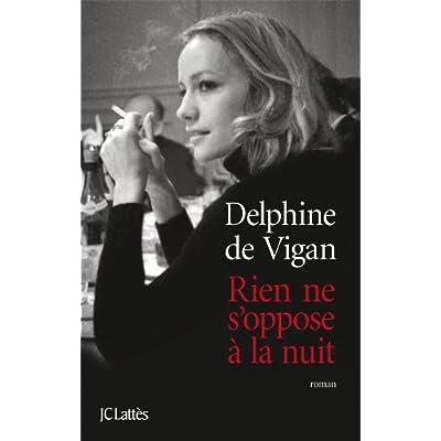 Rien ne s'oppose à la nuit - Grand prix des Lectrices de Elle 2012