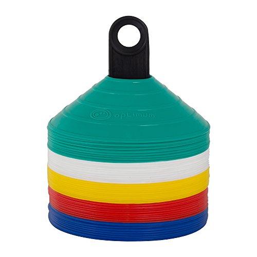 optimum-cnes-de-marquage-multicolore-taille-unique-lot-de-50