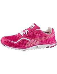 Puma - Zapatos de golf para mujer Rosa rosa 44