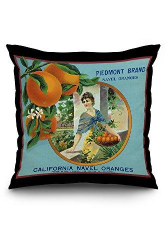north-pomona-california-piedmont-brand-citrus-label-20x20-spun-polyester-pillow-case-black-border
