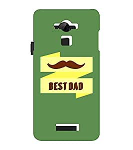 EPICCASE Best Dad Mobile Back Case Cover For CoolPad Dazen Note 3 Lite (Designer Case)
