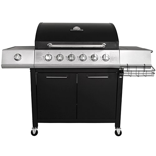 Bentley 7 Burner Premium Gas Bbq Steel Barbecue