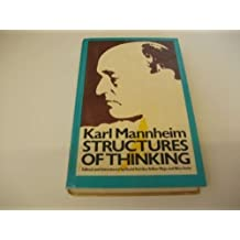 Structures of Thinking (International Library of Society) by Karl Mannheim (1982-02-08)