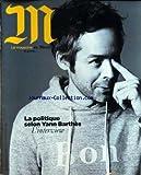 M LE MONDE [No 20846] du 28/01/2012 - LA POLITIQUE SELON YANN BARTHES