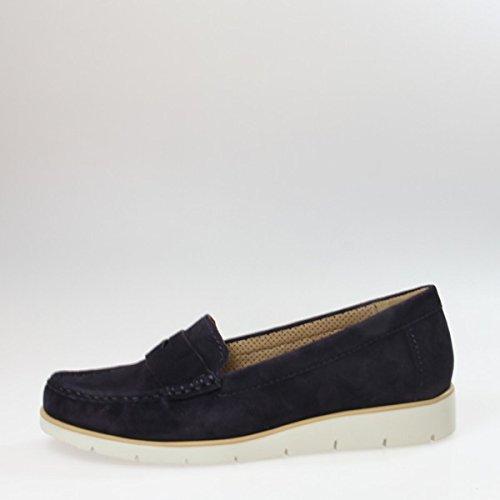Gabor Portland Womens Schuhe Schlüpfen 3.5 UK/ 36 EU Pazifische Wildleder
