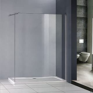 Bespoke Walk-in Enclosure Package 1300 Wet Panel & 1300 x 800mm Shower Tray