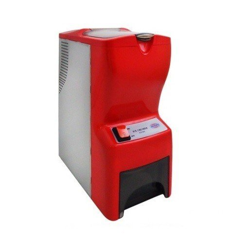 Johny Elektrische Ice Crusher-40kg/h Zerkleinern Kapazität/rot/AK/14Eco werden/Made in Griechenland
