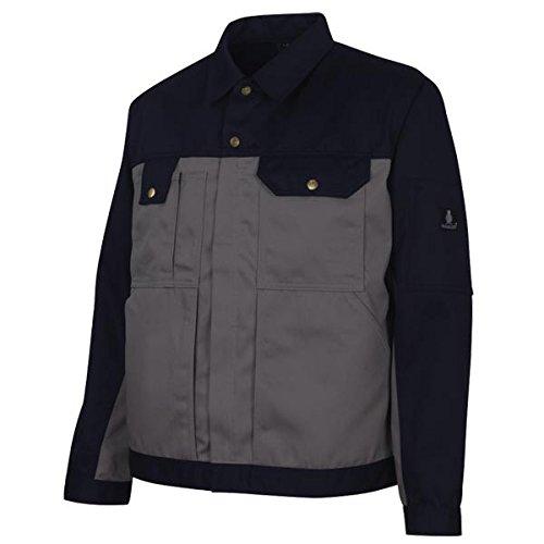 MASCOT IMAGE Bundjacke Arbeitsjacke Como, mit vielen Taschen - hellgrau/marine