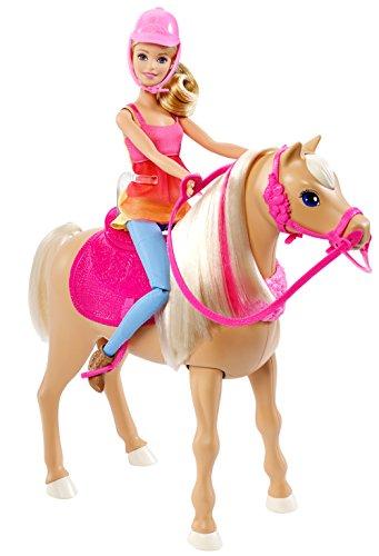 Image of Barbie Dancing Fun Horse