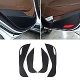 LUVCARPB Auto Interor Tür Anti Kick Protector Mat Aufkleber Zubehör, Fit für Hyundai Tucson 2015 2016